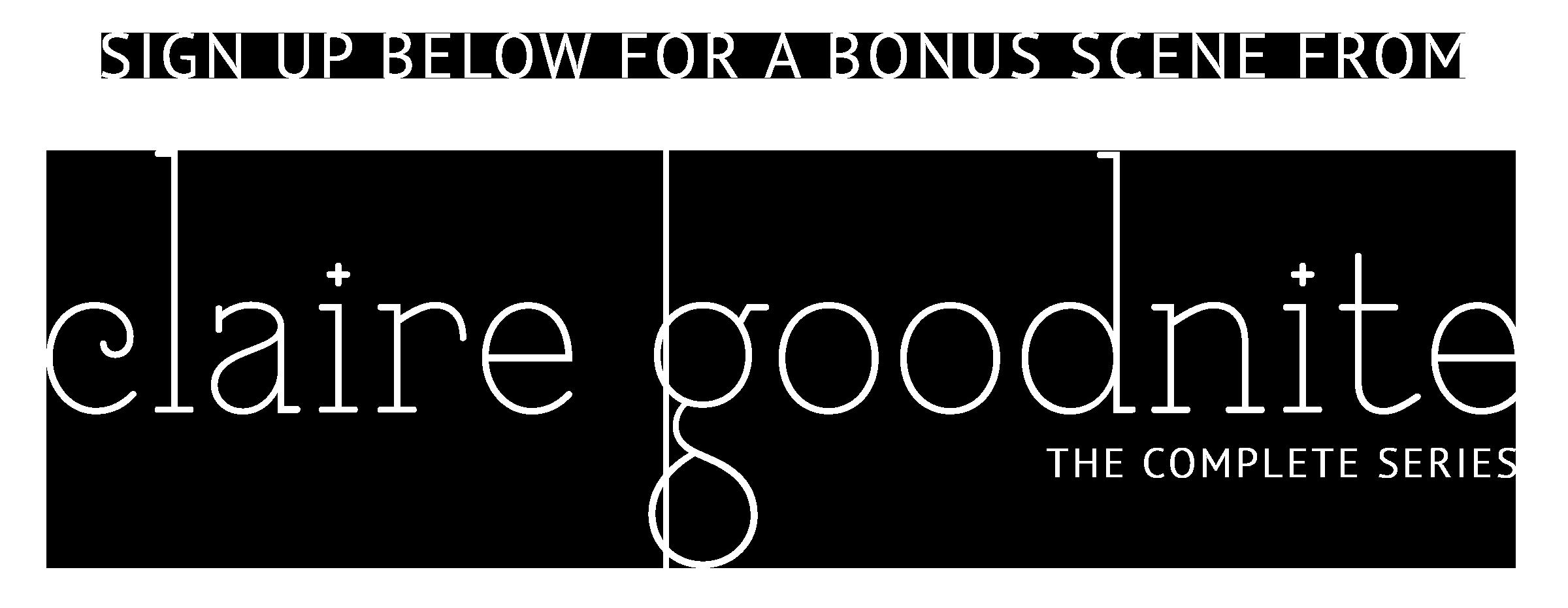 SignupClaireGoodnite